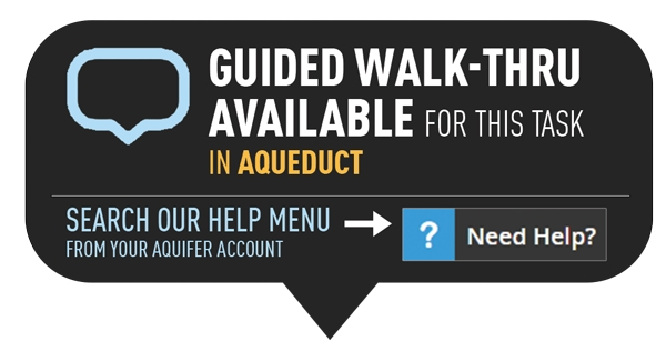 Guided Walk-Thru Available for this Task